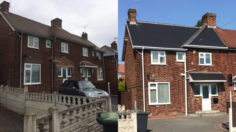 Re-Roof in Nottingham